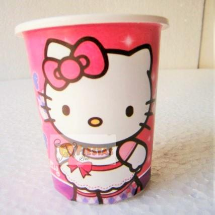 Vasos de Hello Kitty